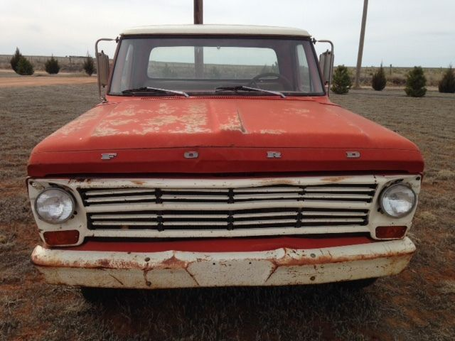 1968 ford f 100 shortbed truck pickup for sale in clovis new mexico united states. Black Bedroom Furniture Sets. Home Design Ideas