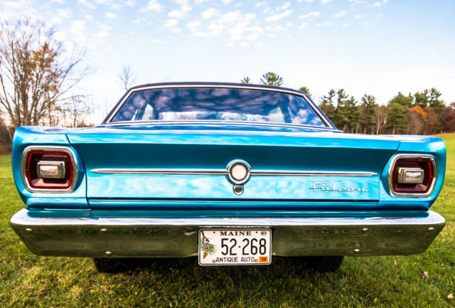 How Much Is A Car Paint Job >> 1968 Ford Falcon Futura Sports Coupe- exceptional condtion for sale in Berwick, Maine, United ...