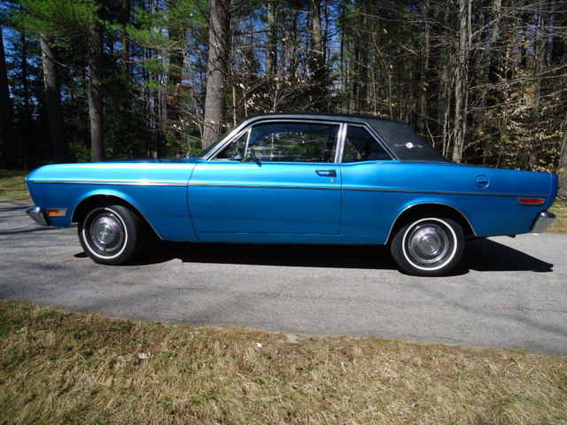 How Much Does It Cost To Repaint A Car >> 1968 Ford Falcon Futura Sports Coupe- exceptional condtion for sale in Berwick, Maine, United ...