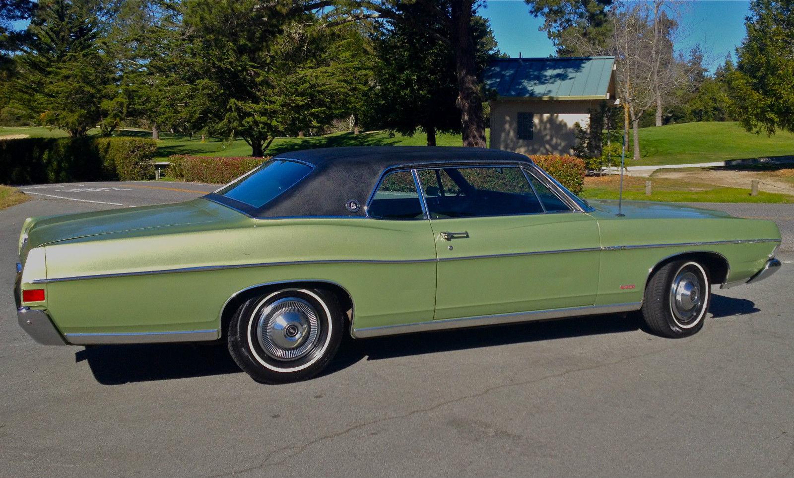 1968 Ford LTD For Sale In Santa Cruz, California, United