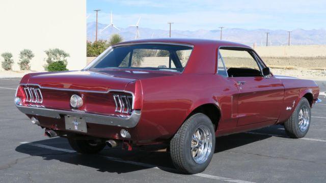 1968 Mustang Ac