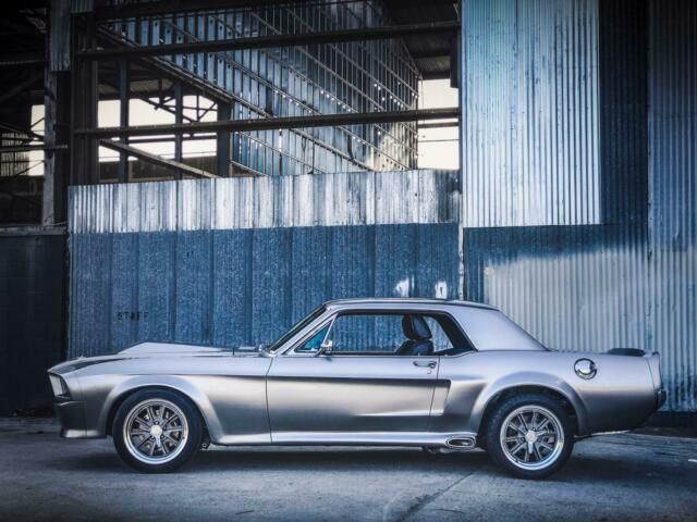 1968 Ford Mustang Coupe Eleanor Kit Custom build 1 of 1 ...1968 Mustang Coupe Build