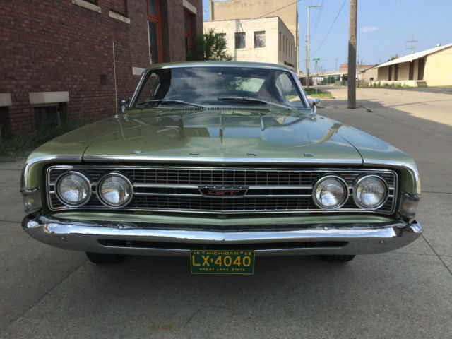 1968 ford torino gt for sale in bay city michigan united states. Black Bedroom Furniture Sets. Home Design Ideas