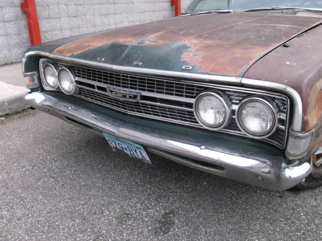 1968 Ford Torino GT Fastback for sale in Crookston