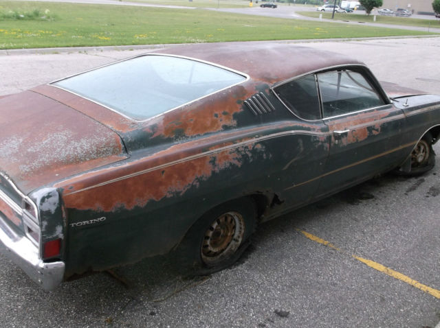 1968 ford torino gt fastback for sale in crookston minnesota united states. Black Bedroom Furniture Sets. Home Design Ideas