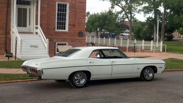 1968 Impala Sport Sedan For Sale In Fillmore Utah United