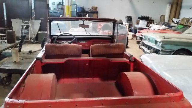 Find used 1965 Jeepster Commado NO RESERVE! in Mesquite ... |1965 Jeep Commando