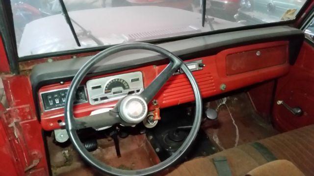 1965 Jeep Commando Hard Top Convertible. 4x4. Dauntless V6 ... |1965 Jeep Commando