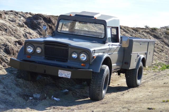 1968 Jeep Kaiser M-715 Military Truck for sale in San ...