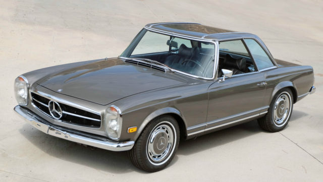 1968 Mercedes Benz 280sl For Sale In San Diego California