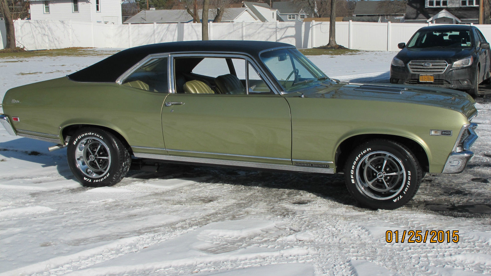 1968 Nova Ss L48 Matching Fully Documented Frame Off Restored For Chevy Chevrolet