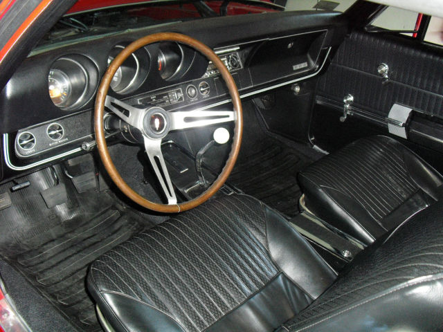1968 Olds 442 W-30 4-speed for sale in Taunton