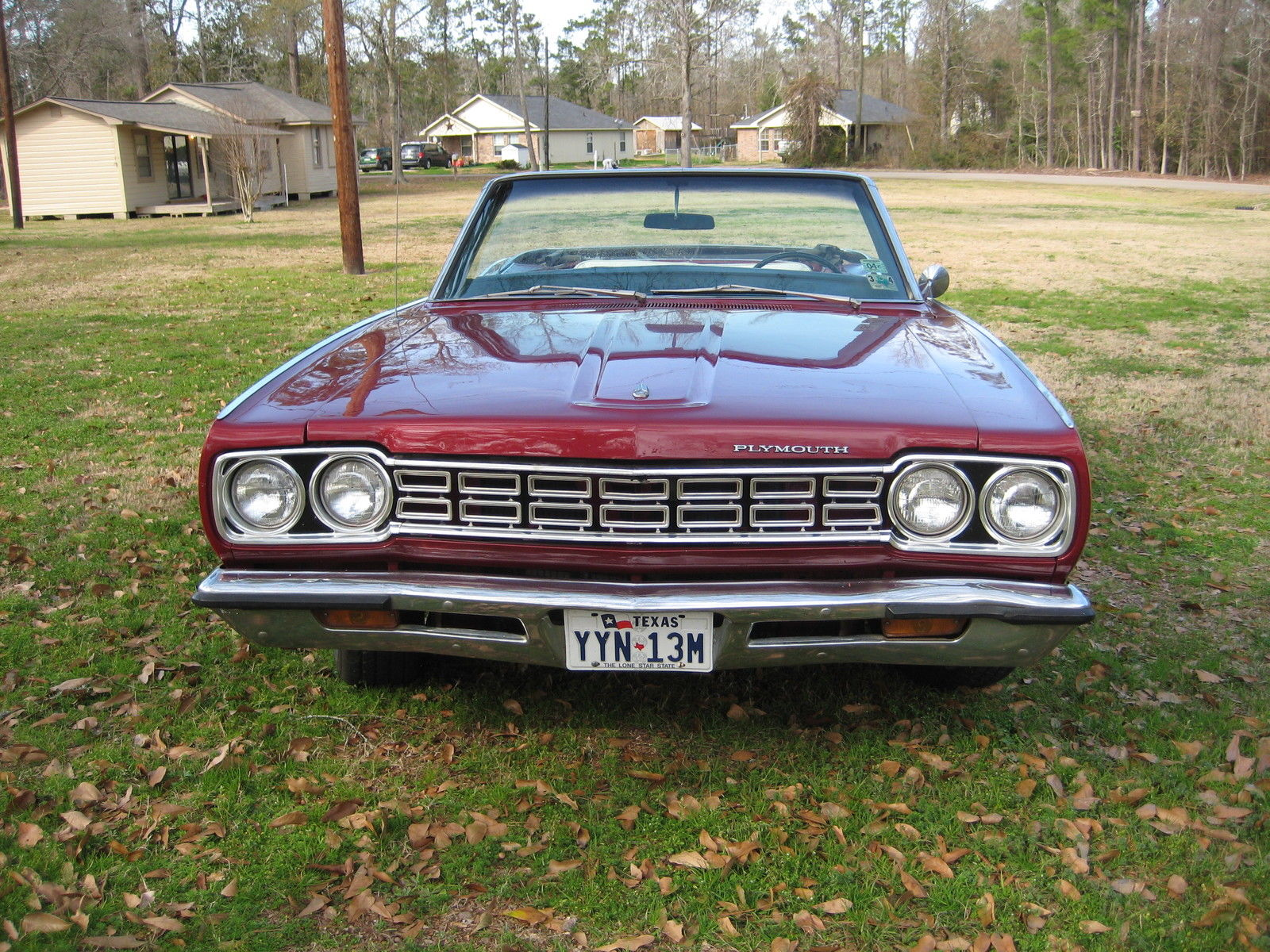 Plymouth (IN) United States  city photo : 1968 Plymouth Satellite for sale in Conroe, Texas, United States