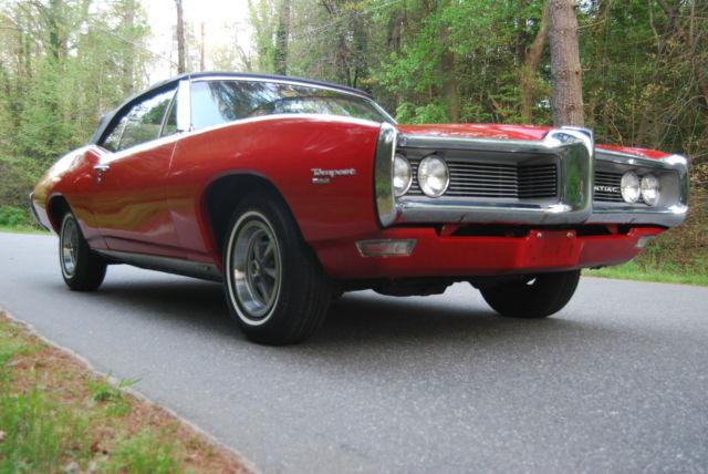 1968 Pontiac Tempest Custom for sale in Morganton North Carolina