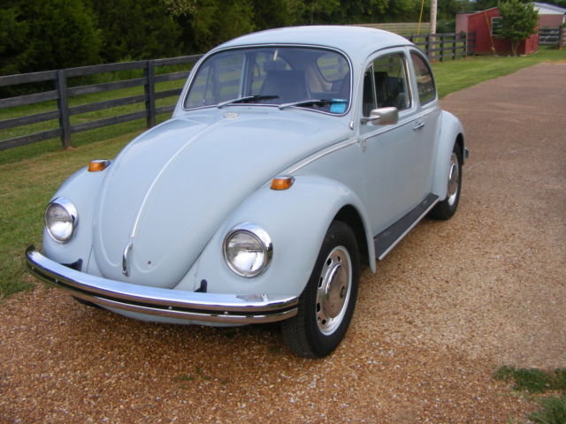 1968 Volkswagen Beetle Automatic Stick For Sale In
