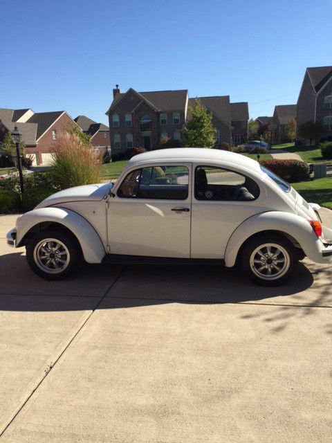 1968 volkswagen beetle classic mexican for sale in mason ohio united states. Black Bedroom Furniture Sets. Home Design Ideas