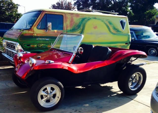 1968 Volkswagen Dune Buggy Street Legal Manx Style Vw