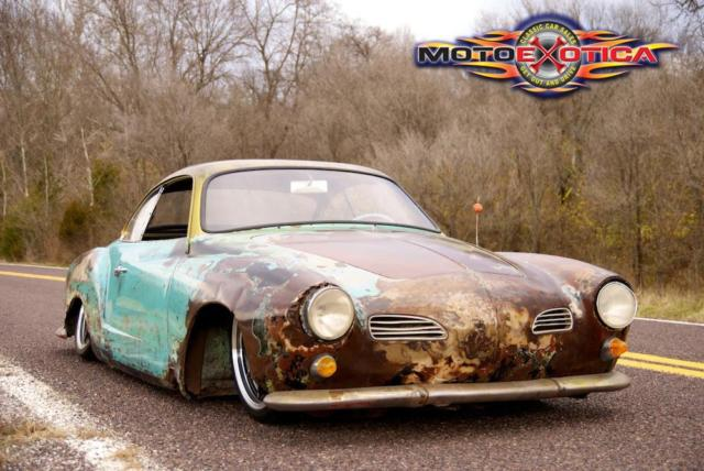 1968 Volkswagen Karmann Ghia Rat Rod Make Your Own Beautiful  HD Wallpapers, Images Over 1000+ [ralydesign.ml]