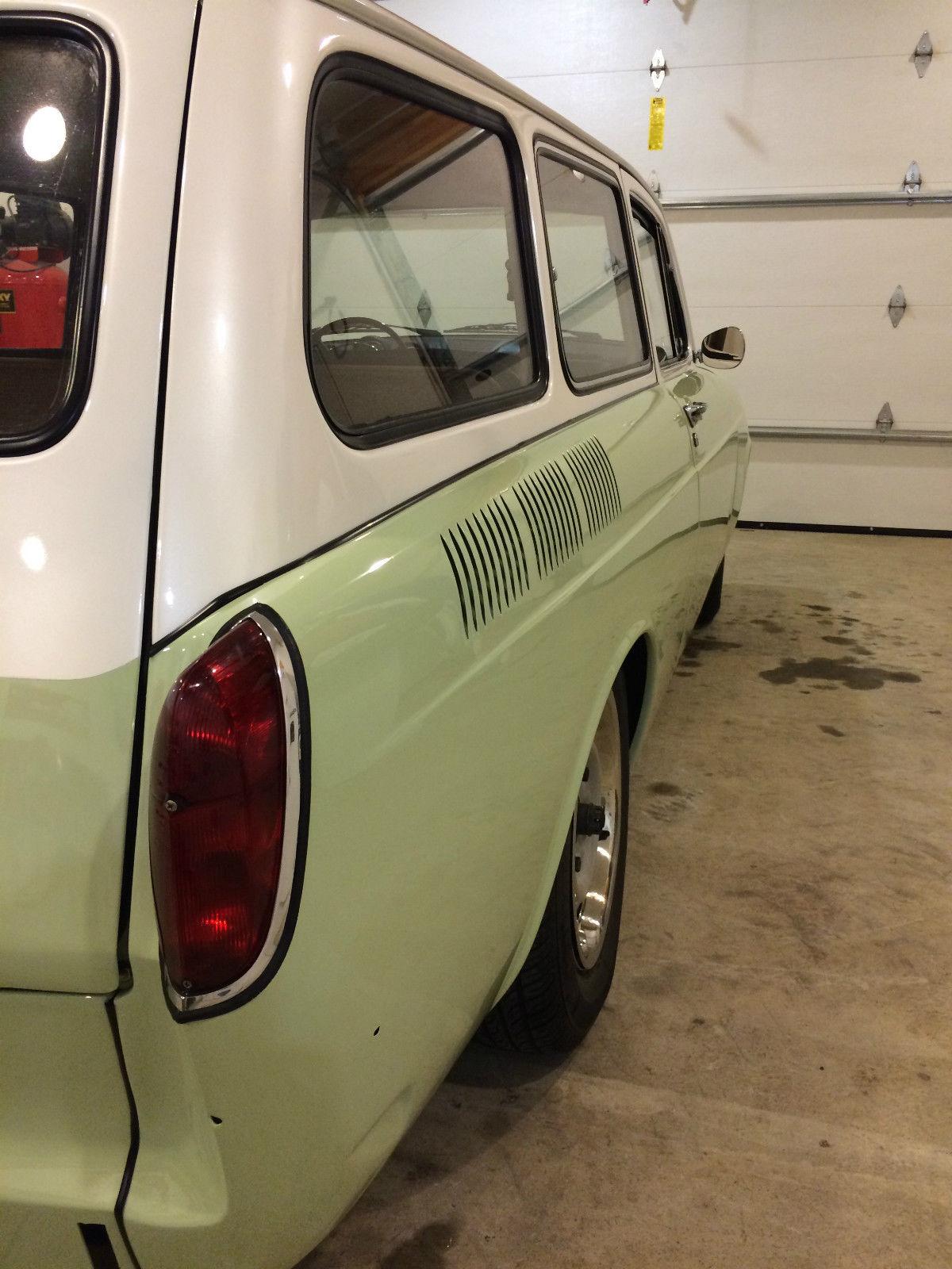1968 Volkswagen Squareback Type 3 For Sale In Belfair