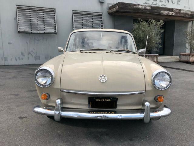 1968 Volkswagen Type 3 Squareback: 1968 Volkswagen Type 3 Squareback, All Original Survivor