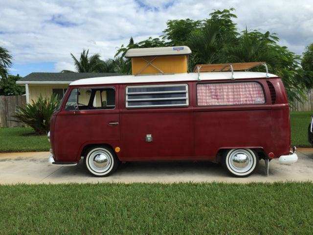 vw camper bus bay window  sale  jupiter florida united states  sale