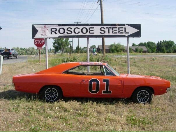 1969 69 Dodge Charger General Lee Dukes Of Hazzard 383 4