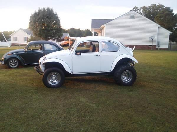 1969 Baja Beetle For Sale In Bowie, Maryland, United