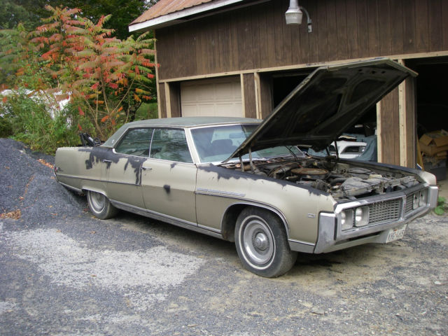1969 Buick Electra 225 4