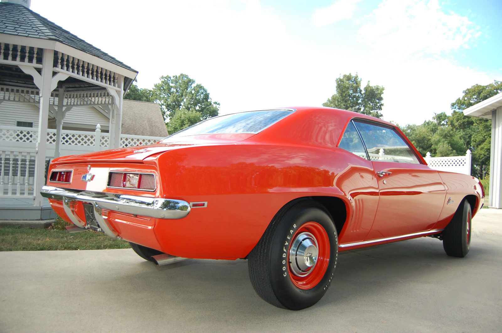 1969 camaro copo zl1 for sale in atwood illinois united. Black Bedroom Furniture Sets. Home Design Ideas