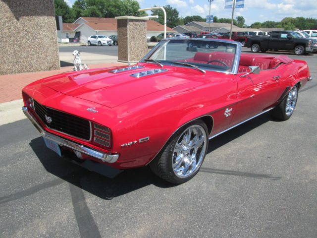 1969 camaro ss 427 convertible frame off restoration 5 psd power top. Cars Review. Best American Auto & Cars Review