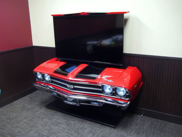 New Chevelle Ss >> 1969 Chevelle SS396 Front End TV Lift Display Man Cave ...