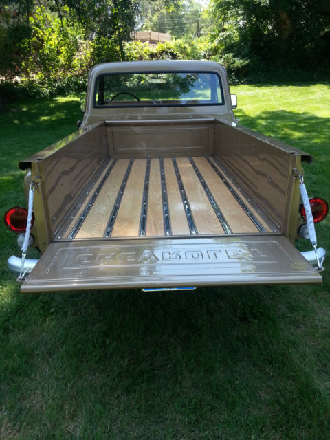 1969 Chevrolet C10 Stepside Longbed For Sale Photos Technical Specifications