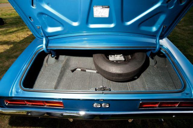 1969 Chevrolet Camaro SS- Original