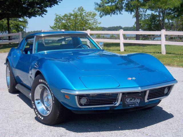 1969 Corvette  eBay