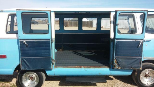 Chevy Spark Price >> 1969 Chevrolet G10 Van Sportvan 15 Window Panel van G20 64 65 66 67 68 69 70 for sale in ...