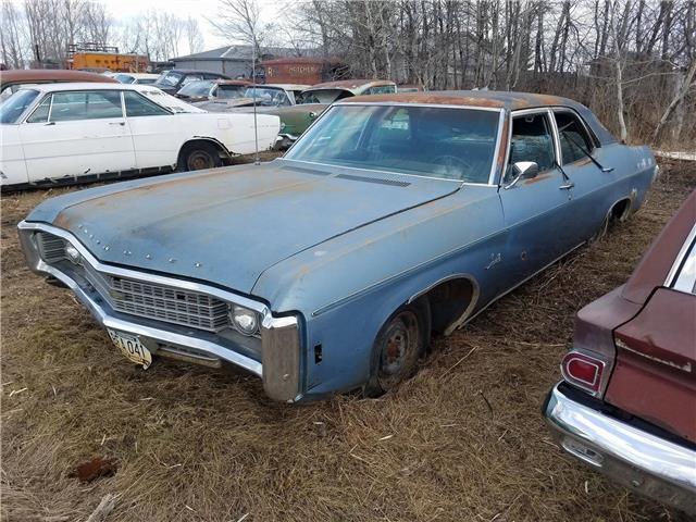 Chevrolet Impala Blue V