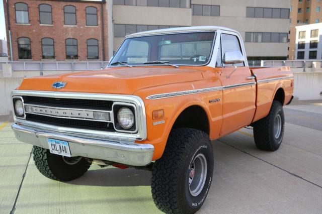 1969 chevy stepside 4x4