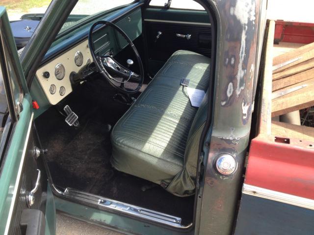 1969 Chevy Truck For Sale >> 1969 Chevy C-10 Porterbuilt, Rat Rod, Accuair, Rat Rod, Patina Truck, for sale in Muscle Shoals ...