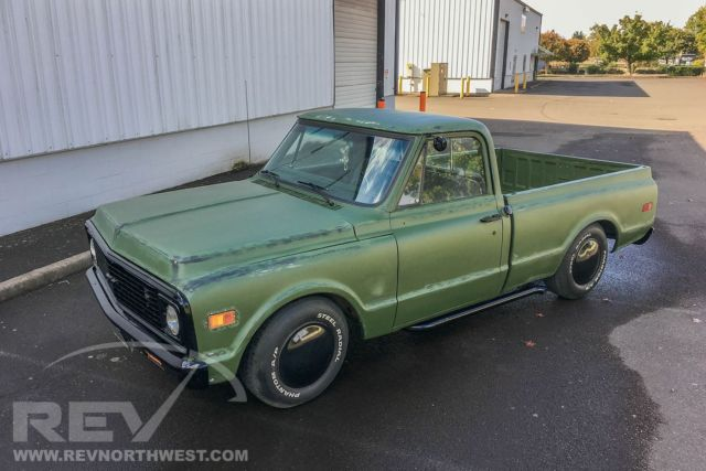 1969 chevy c10 short bed v8 swb patina for sale in albany. Black Bedroom Furniture Sets. Home Design Ideas