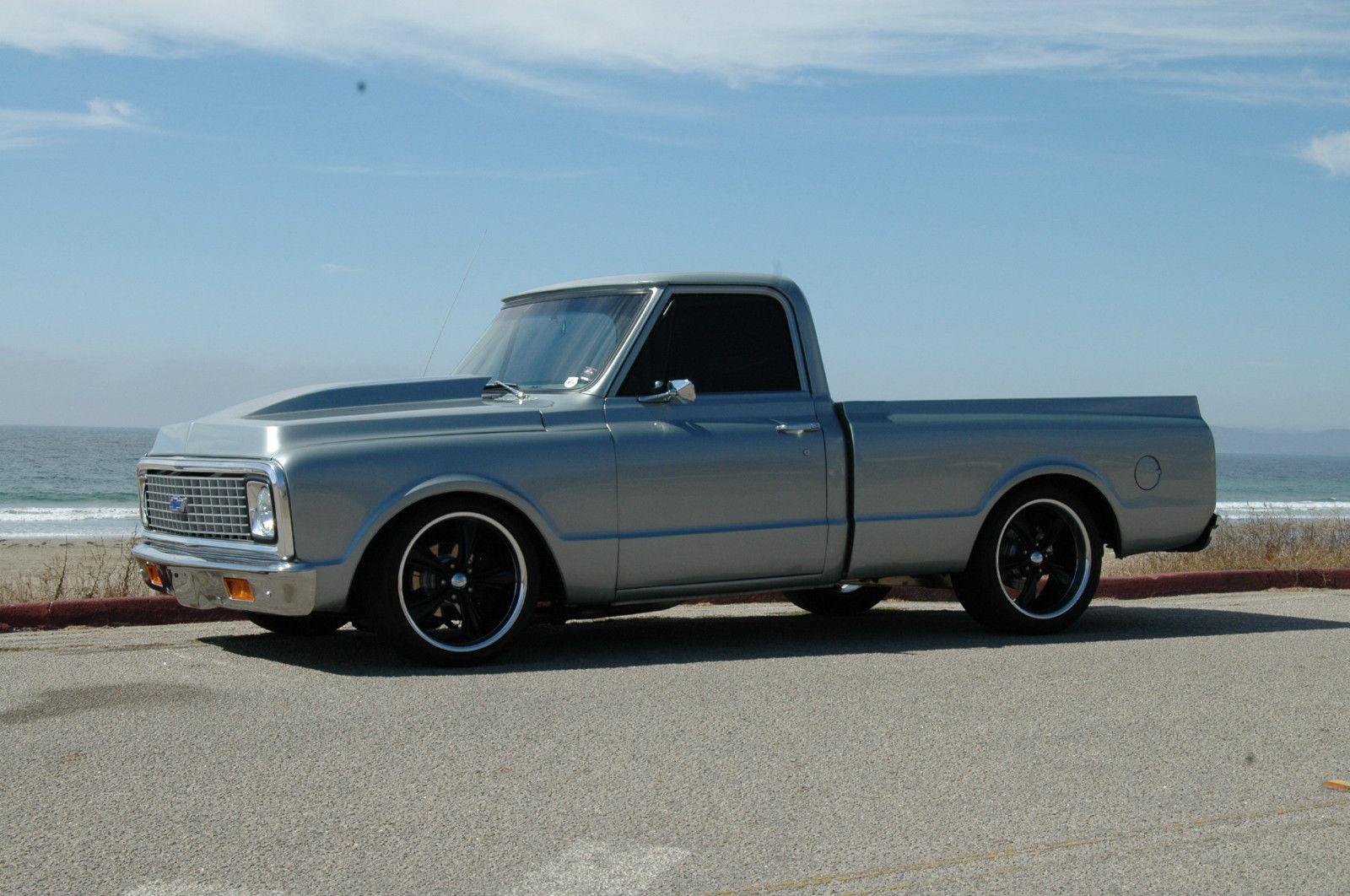 1969 Chevy C10 Shortbed Fleetside Protouring Truck No ...