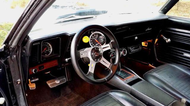 1969 Chevy Camaro Rs Rally Sport W Built Big Block 454