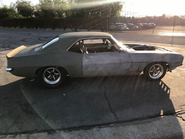 1969 CHEVY CAMARO STREET/STRIP 1000 hp TWIN TURBO LS for