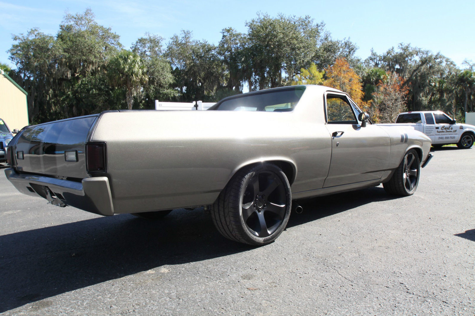 1969 Chevy El Camino Custom Build For Sale In Ellenton