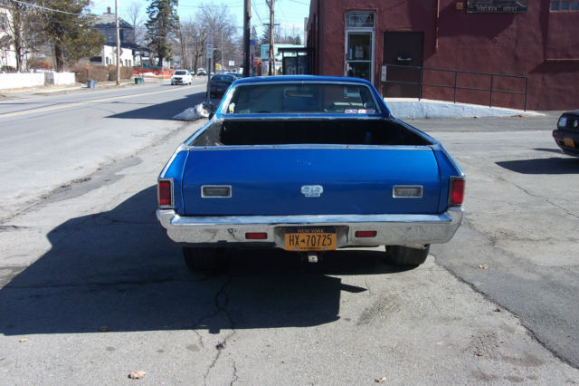 1969 Chevy Elcamino Daily Driven For Sale In Mohegan Lake