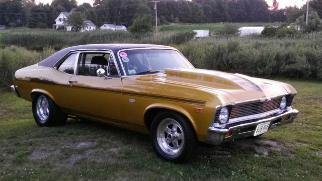 1969 Chevy Nova Yenko Clone Ls 1 Tremec 5 Speed With 9