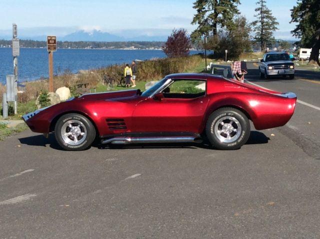 1969 Corvette Stingray >> 1969 corvette stingray custom for sale: photos, technical ...
