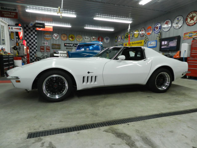 1969 corvette stingray pro touring 406ci richmond. Black Bedroom Furniture Sets. Home Design Ideas