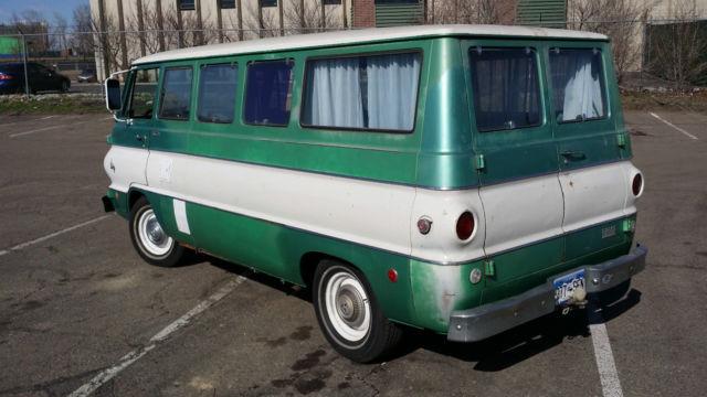 1969 Dodge A108 Window Van For Sale In Denver Colorado