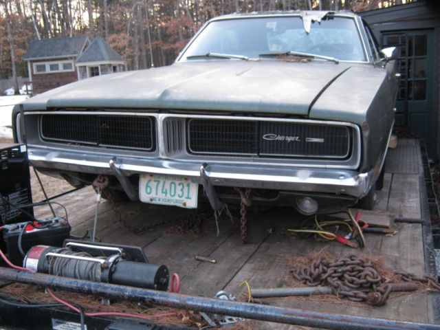 1969 dodge charger 1969 dodge charger hardtop 318 engine for sale in tyngsboro massachusetts. Black Bedroom Furniture Sets. Home Design Ideas