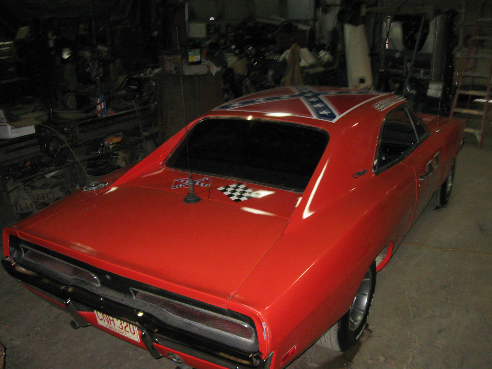 1969 dodge charger general lee for sale in little elm texas united states. Black Bedroom Furniture Sets. Home Design Ideas